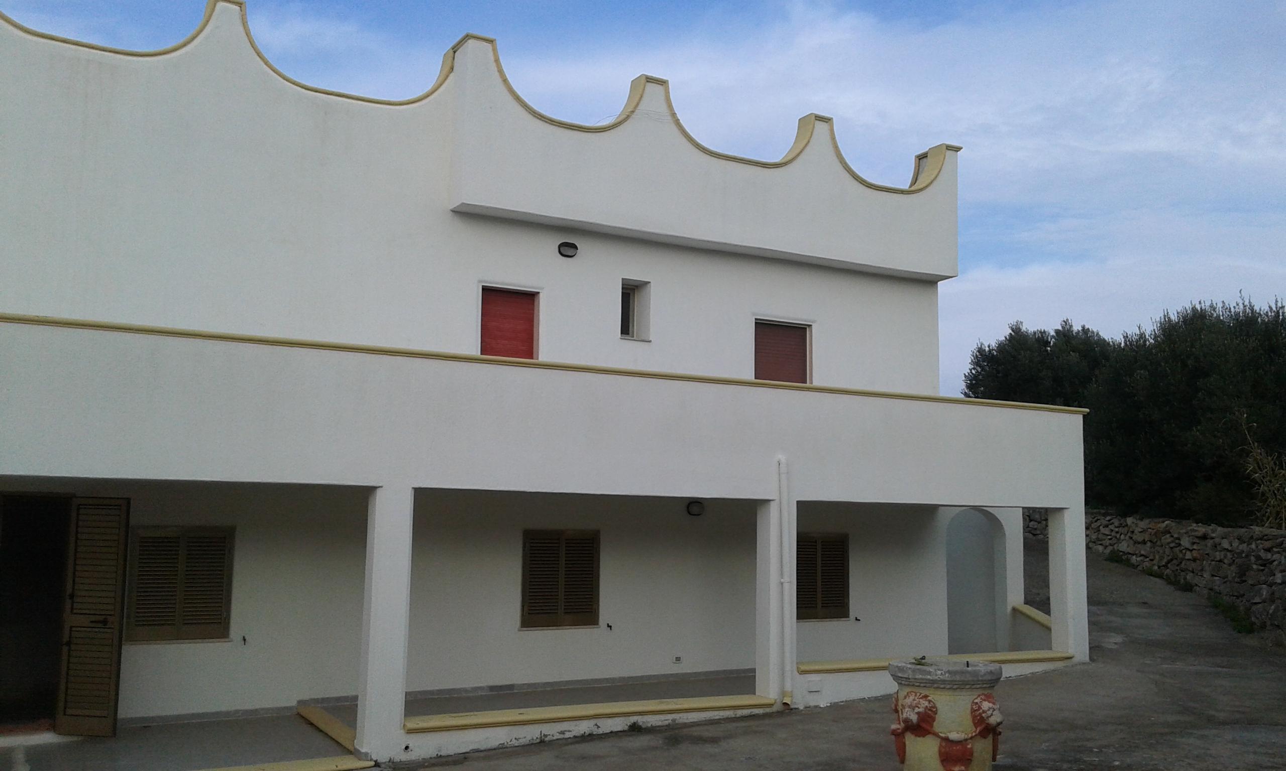Casa indipendente in località Francesi (Castrignano del Capo)