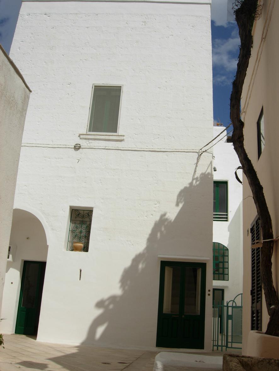Palazzina Barocca ristrutturata in centro storico ( Presicce )