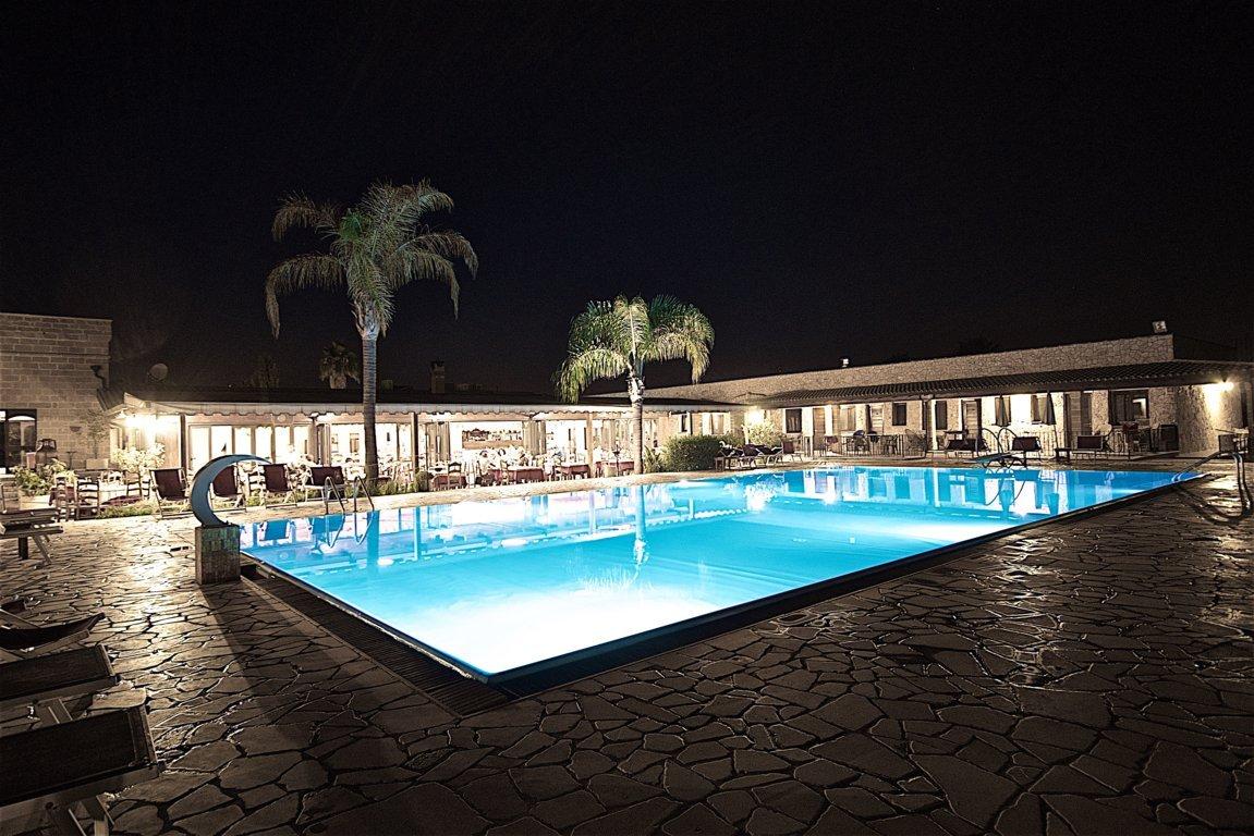"""Hotel Resort 4 stelle """" Le Pajare """" a 3 km dalla spiaggia ( Presicce )"""